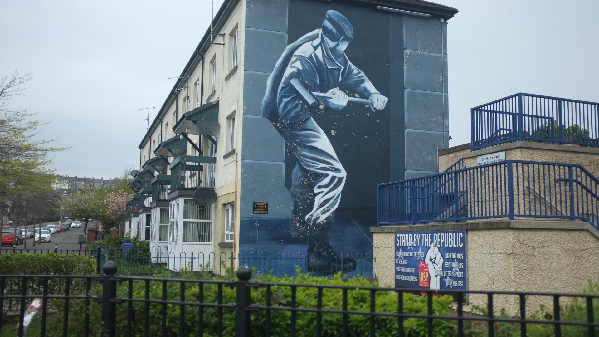 Rencontres Derry Irlande du Nord