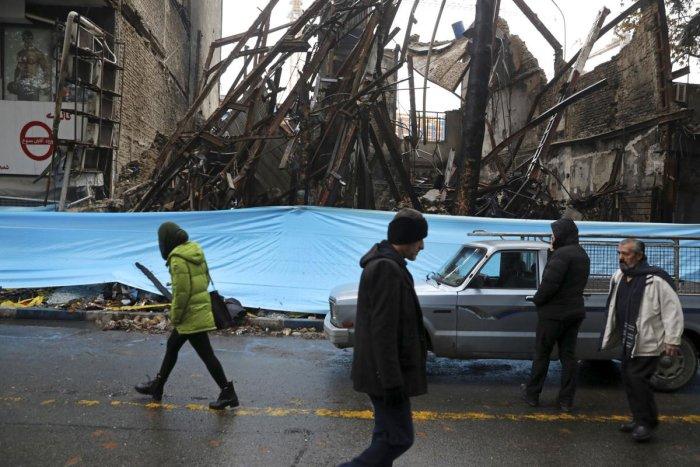 « De Téhéran à Beyrouth, une seule révolution qui ne s'éteindra pas »