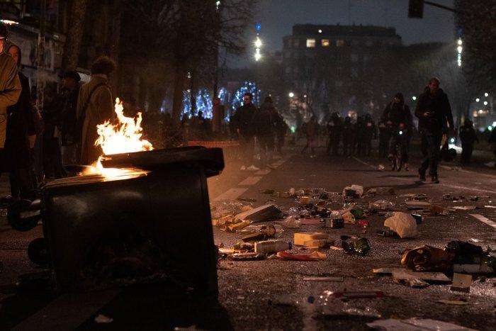 Manifestations du 5 décembre [Lille]